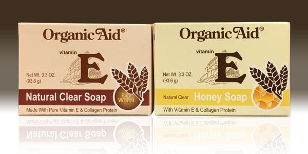 organic aid vitamin e soap