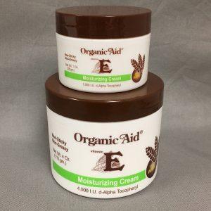 organic aid moisturizing cream