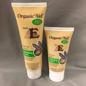Organic Aid Cleansing Foam